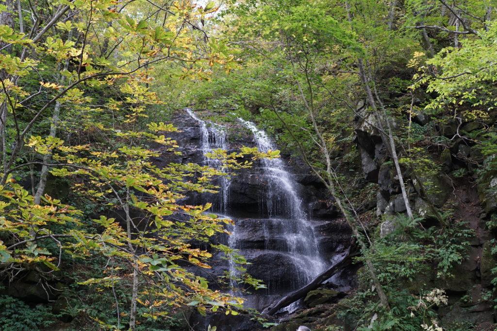奥入瀬渓流 九段の滝